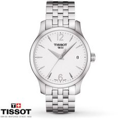 Tissot Women's Watch Tradition T0632101103700
