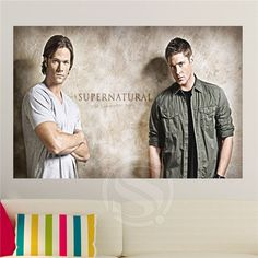FREE SHIPPING  60 Creative Art Custom supernatural Home Decor Poster Print Wall Sticker SQ00610-H001 #Affiliate