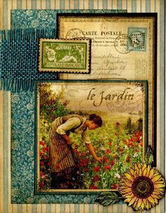graphic 45 french country paper - Google zoeken