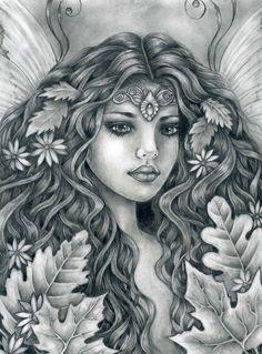 Celtic Fantasy Art   Fantasy art] Celtic fairy by vikachaeeta at Epilogue