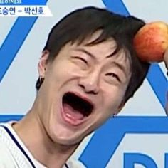 Produce X 101 Fakestagram Meme Faces, Funny Faces, Dsp Media, Funny Kpop Memes, Bts And Exo, Produce 101, Me Too Meme, Reaction Pictures, Derp