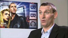 BBC Breakfast Interview with Christopher Eccleston :)