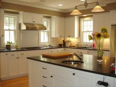 Beautiful kitchen remodel in Minneapolis, Minnesota by Fair & Square Remodeling. #fairandsquare #kitchen