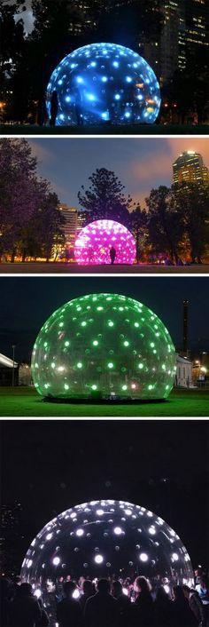 11 lighting installation
