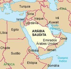O Pesadelo da Arábia Saudita