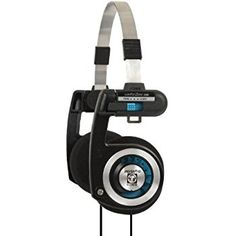 AmazonSmile: Koss Porta Pro On Ear Headphones with Case, Black / Silver: Home Audio & Theater