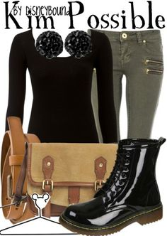 Kim Possible Outfit<3