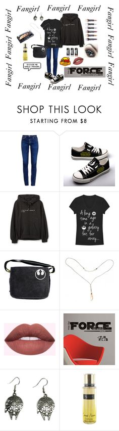 """""""#starwarssquad RTD please!!!"""" by fashion-designer-12-13 ❤ liked on Polyvore featuring AG Adriano Goldschmied, RoomMates Decor, Victoria's Secret and starwarssquad"""