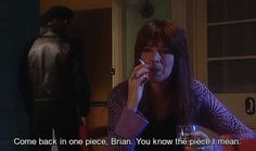You know what you want where men are concerned… | 15 Signs You're Actually Marsha From Spaced