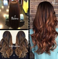HOW-TO: A Sophisticated Swirl of Brown Hues on a Level 1-2 Base | Modern Salon