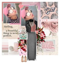 """""""Release me from the present"""" by aliicia21 ❤ liked on Polyvore featuring Sugarboo Designs, Brewster Home Fashions, Burberry, Forever 21, Wes Gordon, Tory Burch, Gianvito Rossi and Anya Hindmarch"""