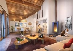 Secondhome | Vaujany | Great value brand new three bed apartment | Secondhome.ch