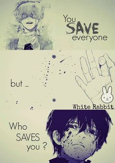 WhO?  Tokyo ghoul