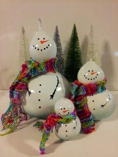 Snowmen gourd family