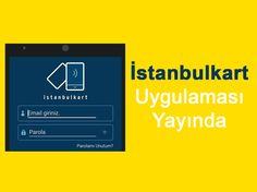 İstanbulkart Mobil Uygulaması Yayında #BrandingTürkiye #Haberler #İETT #İstanbulKart #BELBİM #MobilUygulama #Mobil #APP #GooglePlay #Android #Yazılım #Otobüs #Metro #Metrobüs #Vapur #İstanbul #İBB #Teknoloji