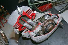 C Cd C D Ab Bd on Puch Split Single Engine