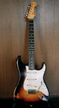 Fender Stratocaster 1960 #56946