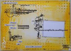 MA Marie-Joelle recto Scrap, Joelle, Mail Art, Marie, Diagram, Scrap Material