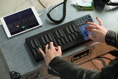 Seaboard Block Super Powered Keyboard
