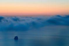 Stromboli, Aeolian Islands - Strombolicchio dawn   Stromboli…   Flickr