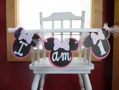 Minnie Mouse First Birthday  Minnie Mouse Birthday by KatlinLee123