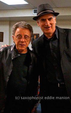 Happy Birthday Frankie! fun playing with Franke Valli tonight Heinz Hall Pittsburgh, Pa two Jersey boys!