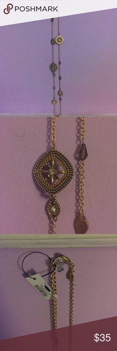Spotted while shopping on Poshmark: NWT Necklace! #poshmark #fashion #shopping #style #Jewelry