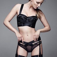 55848439ade3e Check out our favourite 5 ouvert knickers from luxury lingerie brands La  Fille D O