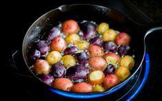 PERFECT THYME SKILLET POTATOES Really nice recipes. Every  Mein Blog: Alles rund um Genuss & Geschmack  Kochen Backen Braten Vorspeisen Mains & Desserts!