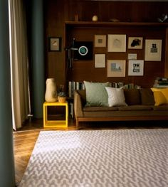 Ponti Silk (suzanne Sharp) for the Rug Company by fran