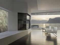 Innova Design: A minimalist home in Switzerland
