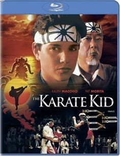 Buy The Karate Kid on Blu-ray at Mighty Ape NZ. Daniel (Ralph Macchio) arrives at his new school in California and soon finds himself bullied by a bunch of karate-trained creeps. Nevermind, help is . Ralph Macchio, The Karate Kid 1984, Karate Kid Movie, Elisabeth Shue, Miyagi, 80s Movies, Great Movies, Watch Movies, 80s Movie Posters