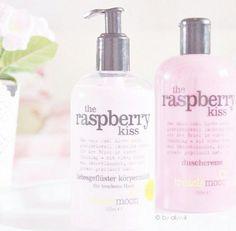 ♡the raspberry kiss