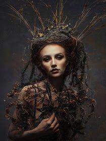 Fantasy Photography, Dance Photography, Portrait Photography, Fairy Makeup, Mermaid Makeup, Makeup Art, Gothic Makeup, Fantasy Makeup, Mixed Media Faces