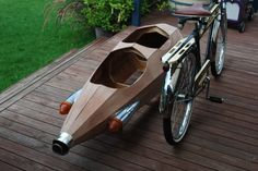 bicycle sidecar joint - Google Search