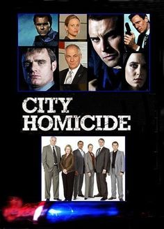 City Homicide (TV Series 2007–2011) - IMDb