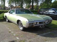 Buick Riviera 1969 (DR-51-04)