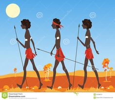 http://thumbs.dreamstime.com/z/australian-aborigine-illustration-three-men-dressed-traditional-clothing-walking-outback-parched-landscape-32499679.jpg
