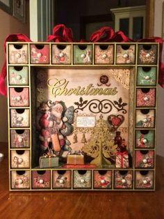 Kaisercraft User Gallery - Advent Calendar - Powered by PhotoPost