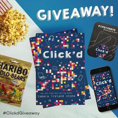 CLICKD GIVEAWAY!   Im thrilled to announce Im hosting a very special #Giveaway with New York Times best-selling author @tamaraistone and a bunch of AMAZING #Bookstagrammers. Were celebrating Tamaras new release: CLICKD (Now Available) her charming #MiddleGrade debut. There are 5 FANTASTIC Prizes up for grabs! Read below to learn more and make sure to click the link in my bio to verify your entries.  THE PRIZES:  1st Prize (1 Winner): 1 Signed set of ALL Tamara's books & a Clickd gift basket…
