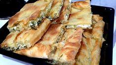 ZELNIK - Makedonska pita ЗЕЛНИК / Macedonian Pie - YouTube Bakery Recipes, Cooking Recipes, Cooking Ideas, Food Ideas, Burek Recipe, Serbian Recipes, Serbian Food, Macedonian Food, Filo Pastry