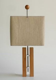 Tcheco Table Lamp by Sergio Rodrigues