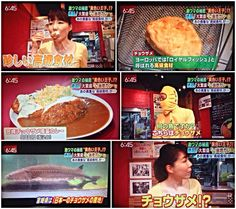 TV朝日 スーパーJチャンネルで宮崎チョウザメ南蛮カレーが紹介されたでござルウ!