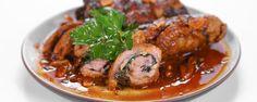 Mario Batali's Braciole Abbruzzesi Recipe   The Chew - ABC.com
