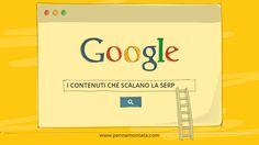 Content marketing e SEO: i contenuti che scalano la SERP