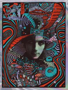 Syd Barrett (Holographic Edition)