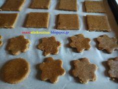 Μάχη στην κουζίνα: Μπισκότα Κανέλας Biscotti, Food And Drink, Cookies, Desserts, Blog, Crack Crackers, Tailgate Desserts, Deserts, Biscuits