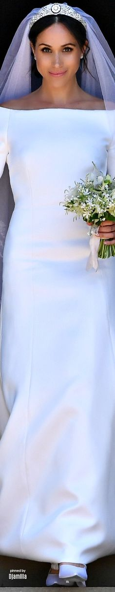 Meghan Markle, beautiful bride - Royal Wedding