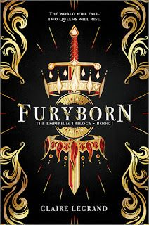 Books and Quilts: FuryBorn: The Empirium Trilogy Book 1 by Claire le...
