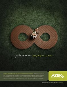 Azek Ad by Allan Peters
